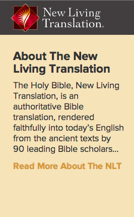 New Living Translation: About the NLT